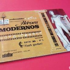 Livros de Banda Desenhada: BASTANTE NUEVO FLASH GORDON SERIE B 1 HEROES MODERNOS DOLAR. Lote 155581230
