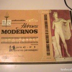Tebeos: COLECCIÓN HÉROES MODERNOS - SERIE C - Nº 8. DÓLAR.. Lote 157951426