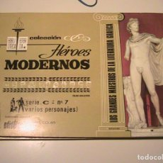 Tebeos: COLECCIÓN HÉROES MODERNOS - SERIE C - Nº 7. DÓLAR.. Lote 157951566