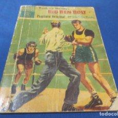Tebeos: BIG BEN BOLT N.º 41 - NOVELAS GRAFICAS SERIE VERDE - EDITORIAL DOLAR 1959 - MUY RARO. Lote 158040162
