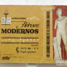 Tebeos: HEROES MODERNOS SERIE B - FLASH GORDON Nº 3 - DOLAR AÑOS 60.. Lote 161021138