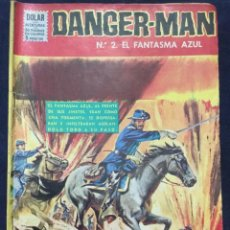 Tebeos: DANGER MAN 13 COMICS MUY BUEN ESTADO EDITORIAL DOLAR. Lote 165959962