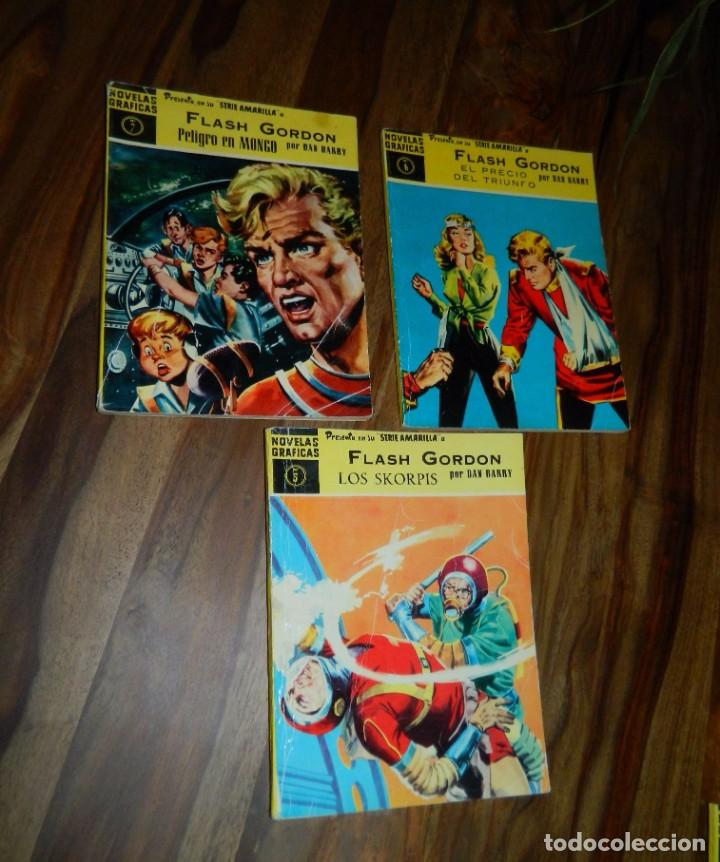 FLASH GORDON SERIE AMARILLA (Tebeos y Comics - Dólar)