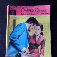 Tebeos: NOVELAS GRAFICAS JULIETA JONES Nº 23 SERIE MAGENTA EDITORIAL DOLAR. Lote 173411239