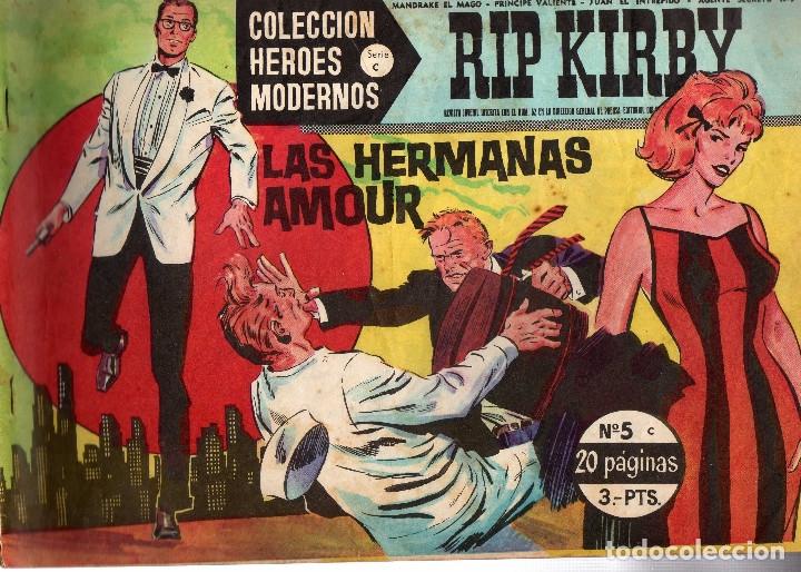 RIP KIRBY Nº 5 (Tebeos y Comics - Dólar)