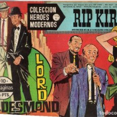 Tebeos: RIP KIRBY DOLAR Nº 10. Lote 173675173