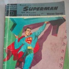 Tebeos: COMIC, SUPERMAN, UN MILLON POR UNA SONRISA, Nº 5,. Lote 173920438