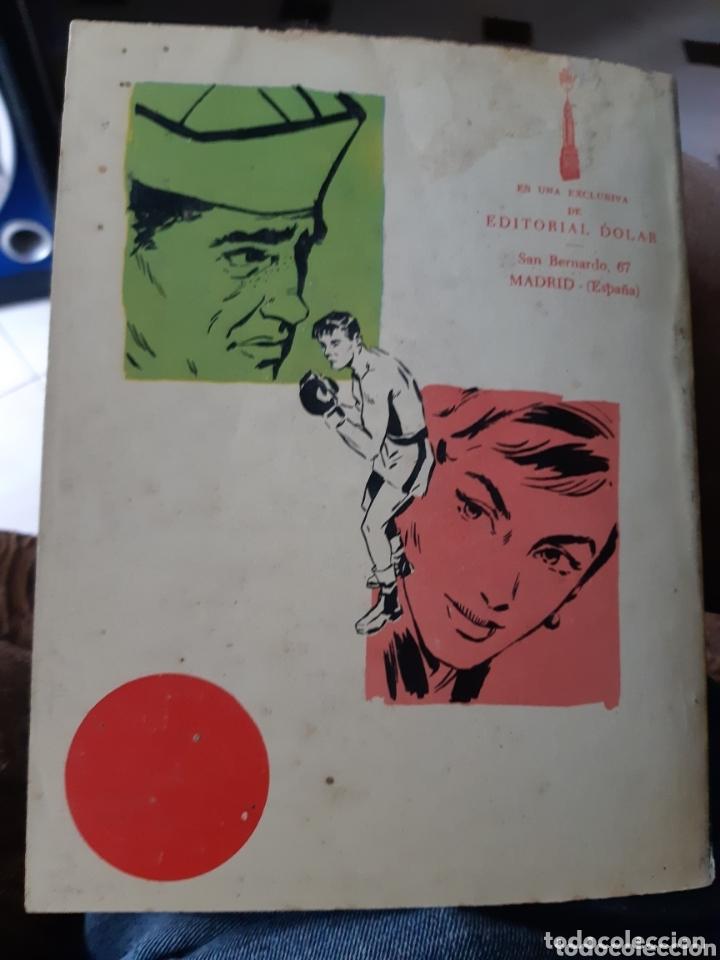 Tebeos: TEBEOS-CÓMICS CANDY - BIG BEN BOLT 18 - DÓLAR 1959 - AA99* - Foto 3 - 173989120