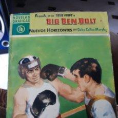 Tebeos: TEBEOS-CÓMICS CANDY - BIG BEN BOLT 18 - DÓLAR 1959. Lote 173989120