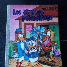 Tebeos: DUMBO Nº 67 LOS ATRACOS PSICODELICOS WALT DISNEY EDICIONES RECREATIVAS ERSA. Lote 174474172