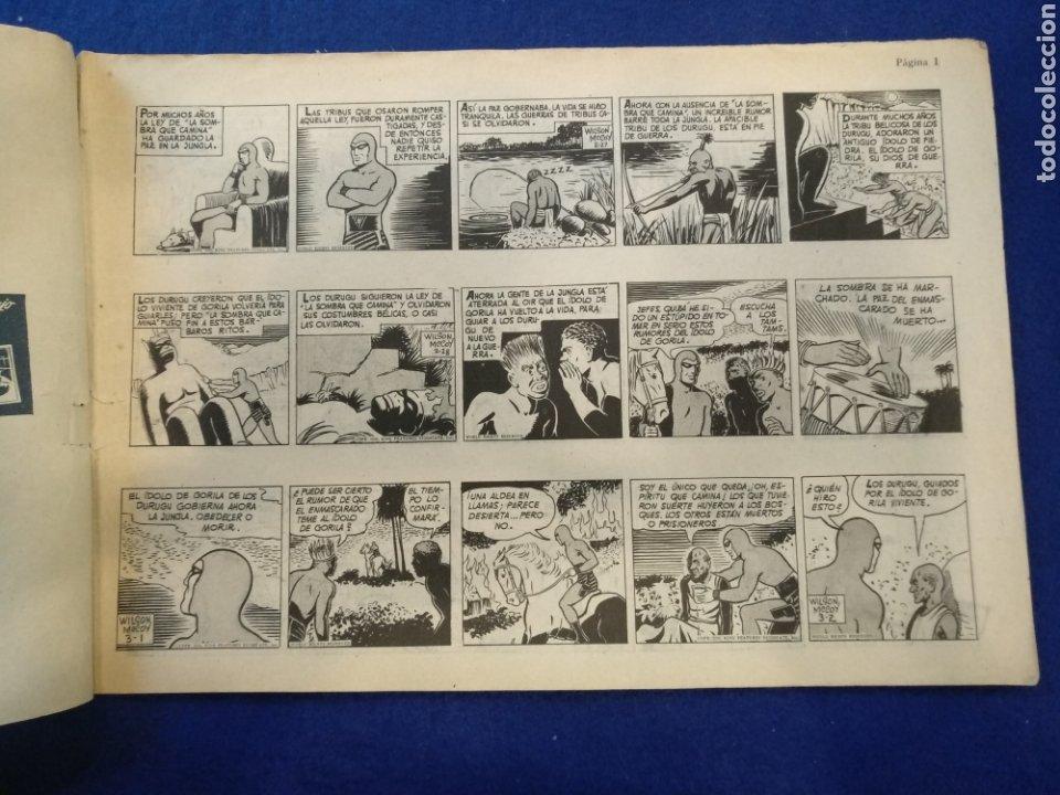 Tebeos: Colección héroes modernos, el hombre enmascarado, n°26. 1958 - Foto 2 - 176582724