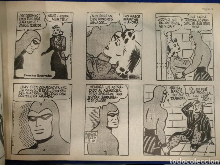 Tebeos: Colección héroes modernos, el hombre enmascarado, n°36. 1958 - Foto 3 - 176588724
