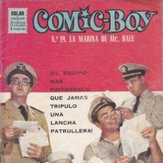 Tebeos: COMIC COLECCION COMIC-BOY Nº 19 . Lote 180952596