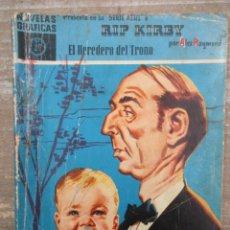 Tebeos: DOLAR SERIE AZUL - RIP KIRBY - EL HEREDERO AL TRONO - Nº 27 -DOLAR. Lote 182475603