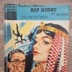 Tebeos: DOLAR SERIE AZUL - RIP KIRBY - DR. DESTINO - Nº 42 -DOLAR. Lote 182481152