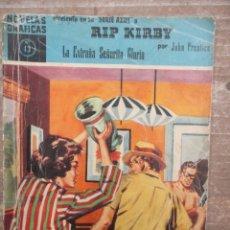 Tebeos: DOLAR SERIE AZUL - RIP KIRBY - LA EXTRAÑA SEÑORITA GLORIA - Nº 43 -DOLAR. Lote 182481222