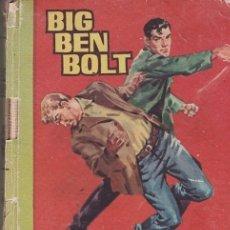 Tebeos: BIG BEN BOLT - TOMO CARTONÉ 1959. Lote 182576696