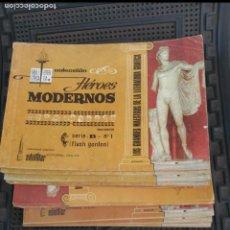 Tebeos: HÉROES MODERNOS SERIE B COMPLETA 15 NÚMEROS DOLAR. Lote 183823936