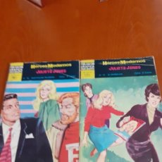 Tebeos: 2 COMICS JULIETA JONES. Lote 184354716