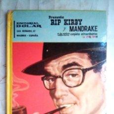 Tebeos: RIP KIRBY Y MANDRAKE- ESPECIAL COLORES-BUENO-1962-RARO-MUY ESCASO-REGALO VINTAGE-2595. Lote 186270651