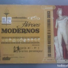 Tebeos: COLECCION HEROES MODERNOS SERIE C Nº 1. Lote 190644735