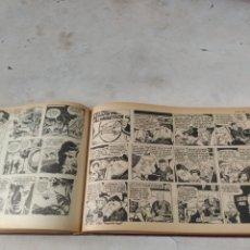 Tebeos: HEROES MODERNOS SERIE C.VARIOS TITULOS.35 TEBEOS EN UN TOMO.EDITORIAL DOLAR. Lote 190937621
