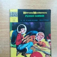 Giornalini: HEROES MODERNOS #39 FLASH GORDON EL MAGO ESTAFADOR. Lote 191295651