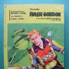 Tebeos: EXTRAORDINARIO DE FLASH GORDON TAPA DURA EDITORIAL DOLAR. Lote 191479700
