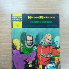 Giornalini: HEROES MODERNOS #8 FLASH GORDON EL PLANETA ERRANTE. Lote 192302923