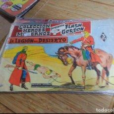 Tebeos: FLASH GORDON Nº 013 SERIE FLASH GORDON Y EL HOMBRE ENMASCARADO 1960. Lote 193851518