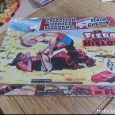 Tebeos: FLASH GORDON Nº 014 SERIE FLASH GORDON Y EL HOMBRE ENMASCARADO 1960. Lote 193851660
