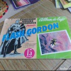 Tebeos: FLASH GORDON ALBUM DE LUJO Nº 2 Y 4 . Lote 193852647