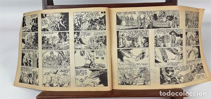 Tebeos: FLASH GORDON, Y EL HOMBRE ENMASCARADO. 67 EJEMPLARES. EDIT. DOLAR. MADRID. 1958. - Foto 11 - 138007478