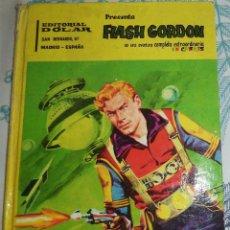 Tebeos: FLASH GORDON ED. DOLAR PASTA DURA 96 PAGINAS COLOR . Lote 195051802