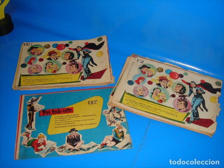 Tebeos: COLECCION HEROES MODERNOS El hombre enmascarado y Flash Gordon-20 numeros - Foto 9 - 195060358