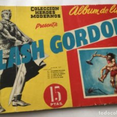 Tebeos: FLASH GORDON - ALBUM LUJO NUM 15. Lote 196752488