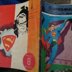 Tebeos: SUPERMAN. NÚMERO 5. UN MILLÓN POR UNA SONRISA. AUTOR: WAYNE BORING.. Lote 196876685