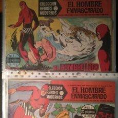 Tebeos: EL HOMBRE ENMASCARADO, SERIE A, DEL 1 AL 25, DOLAR. Lote 197191456