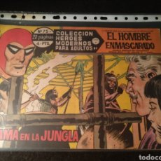 Livros de Banda Desenhada: EL HOMBRE ENMASCARADO, SERIE A, N° 75, DOLAR. Lote 197192788