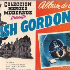 Tebeos: COMIC COLECCION FLASH GORDON ALBUM LUJO Nº 1 . Lote 197539991
