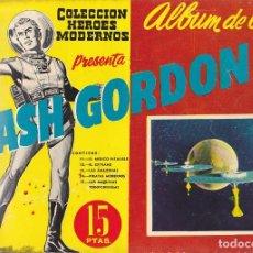 Tebeos: COMIC COLECCION FLASH GORDON ALBUM LUJO Nº 3. Lote 197540176