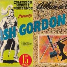 Tebeos: COMIC COLECCION FLASH GORDON ALBUM LUJO Nº 5. Lote 197540220