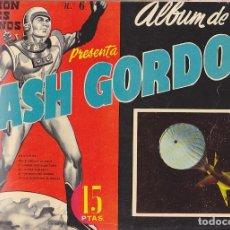 Tebeos: COMIC COLECCION FLASH GORDON ALBUM LUJO Nº 6. Lote 197540240