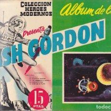 Tebeos: COMIC COLECCION FLASH GORDON ALBUM LUJO Nº 7. Lote 197540265