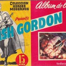 Tebeos: COMIC COLECCION FLASH GORDON ALBUM LUJO Nº 8. Lote 197540285