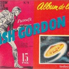 Tebeos: COMIC COLECCION FLASH GORDON ALBUM LUJO Nº 9. Lote 197540308