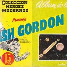 Tebeos: COMIC COLECCION FLASH GORDON ALBUM LUJO Nº 10. Lote 197540338
