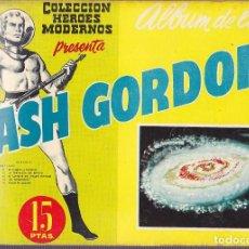 Tebeos: COMIC COLECCION FLASH GORDON ALBUM LUJO Nº 11. Lote 197540357