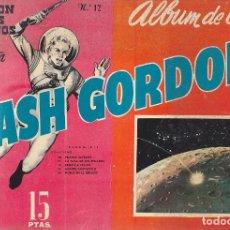 Tebeos: COMIC COLECCION FLASH GORDON ALBUM LUJO Nº 12. Lote 197540386