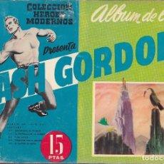 Tebeos: COMIC COLECCION FLASH GORDON ALBUM LUJO Nº 16. Lote 197540421